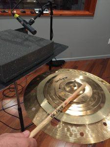 Alakazam - Recording Cymbal SFX
