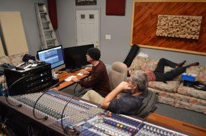 Alakazam - Recording Drum Tracks